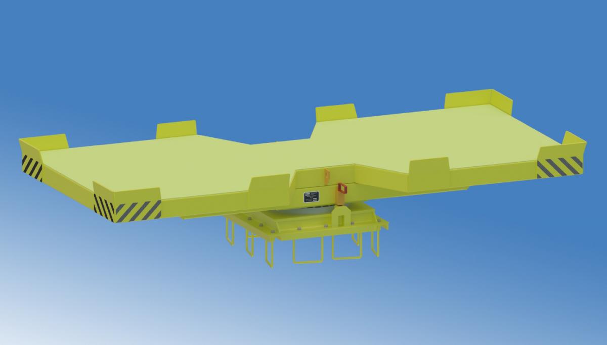 Платформа поворотна ПП-1,5